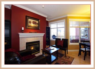 Set your stage blog staging a living room set your stage - How to stage a living room ...
