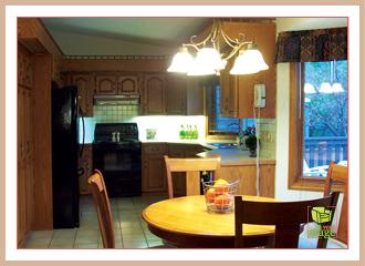 set your stage blog staging a kitchen set your stage. Black Bedroom Furniture Sets. Home Design Ideas