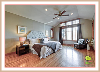 Set your stage blog king size staging in the bedroom for Stages bedroom collection