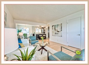 See the difference professional home staging makes.