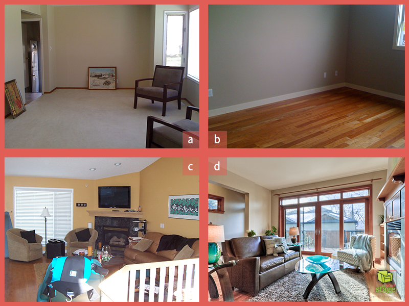 Which photo best represents your property's living room?