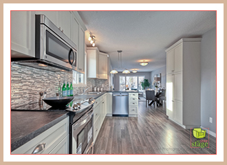 See the difference home staging makes.
