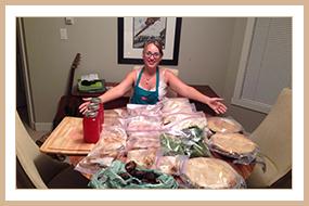 Jennifer Campbell Baking Weekend