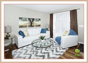 See the difference professional home staging makes!